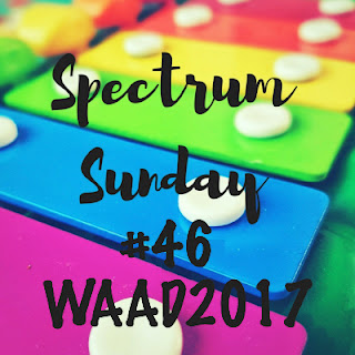 Spectrum & SEND Sunday on World Autism Awareness Day 2017