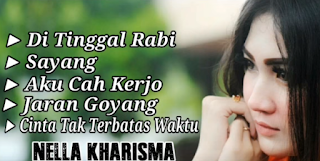 Download Lagu Mp3 DJ Remix Banyuwangi Paling Populer Full Album Spesial Nella Kharisma Paling Hits