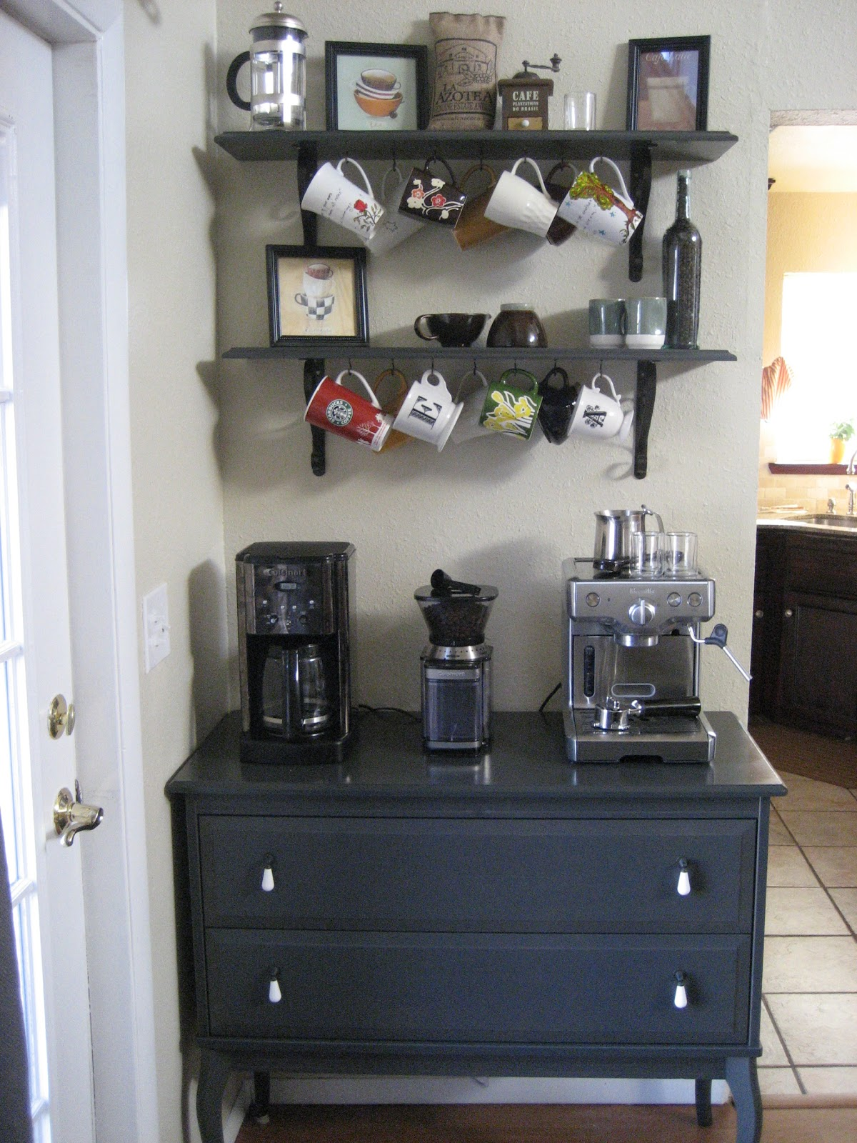 The Coffee Bar - Take 1 | The Cream to My Coffee
