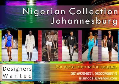 Nigerian Collection Johannesburg Vogue Inspire Magazine