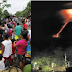 Philippines' Perfect Cone Mayon Volcano Spews Lava, Causes Mass Evacuation In The Vicnity