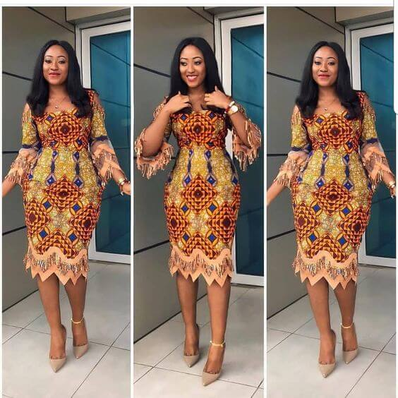 eb421598a035 23+ Latest Ankara Styles For Your Latest African Fashion 2019 ...