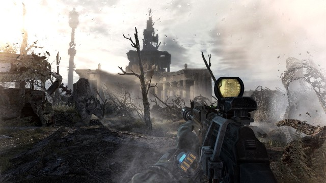 Download Metro Last Light PC Games Gameplay