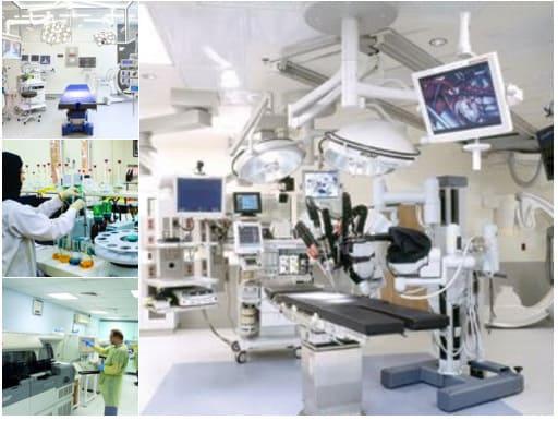 مشروع شركة صيانة الأجهزة الطبية