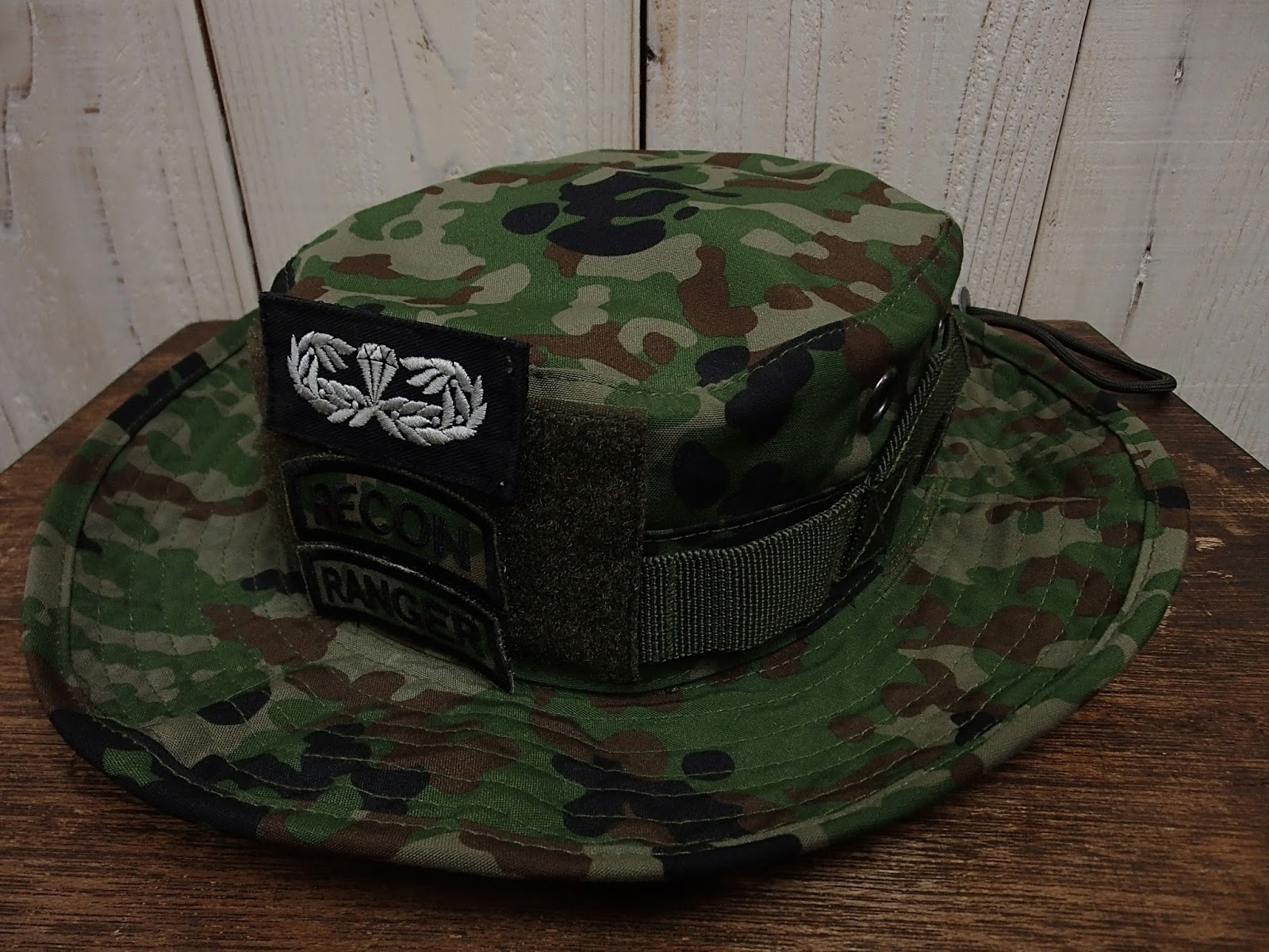 LITTLE REATA  Neo JGSDF RECON RANGER Jungle Boonie Hat 754e70c0b71