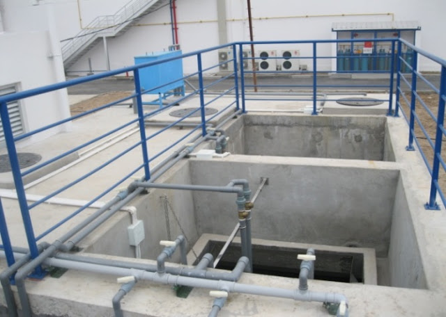 Dịch vụ xử lý nước thải sinh hoạt