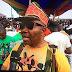Photos: Check out what Senator  Godswill Akpabio wore to Calabar Carnival