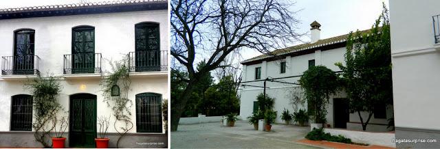 Casa Museu de Garcia Lorca, Granada, Espanha