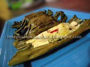 Resep Membuat Pepes Tahu Bandung