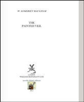 The Painted Veil 1925 Heinemann