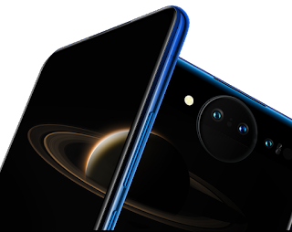 Vivo Dual Screen Nex 2, bezzel less phone