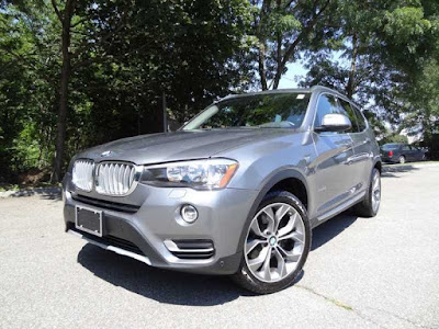 Space Gray Metallic, 2015 BMW X3 xDrive28i, For Sale, Foreign Motorcars Inc, Quincy MA, BMW Service, BMW Repair, BMW Sales