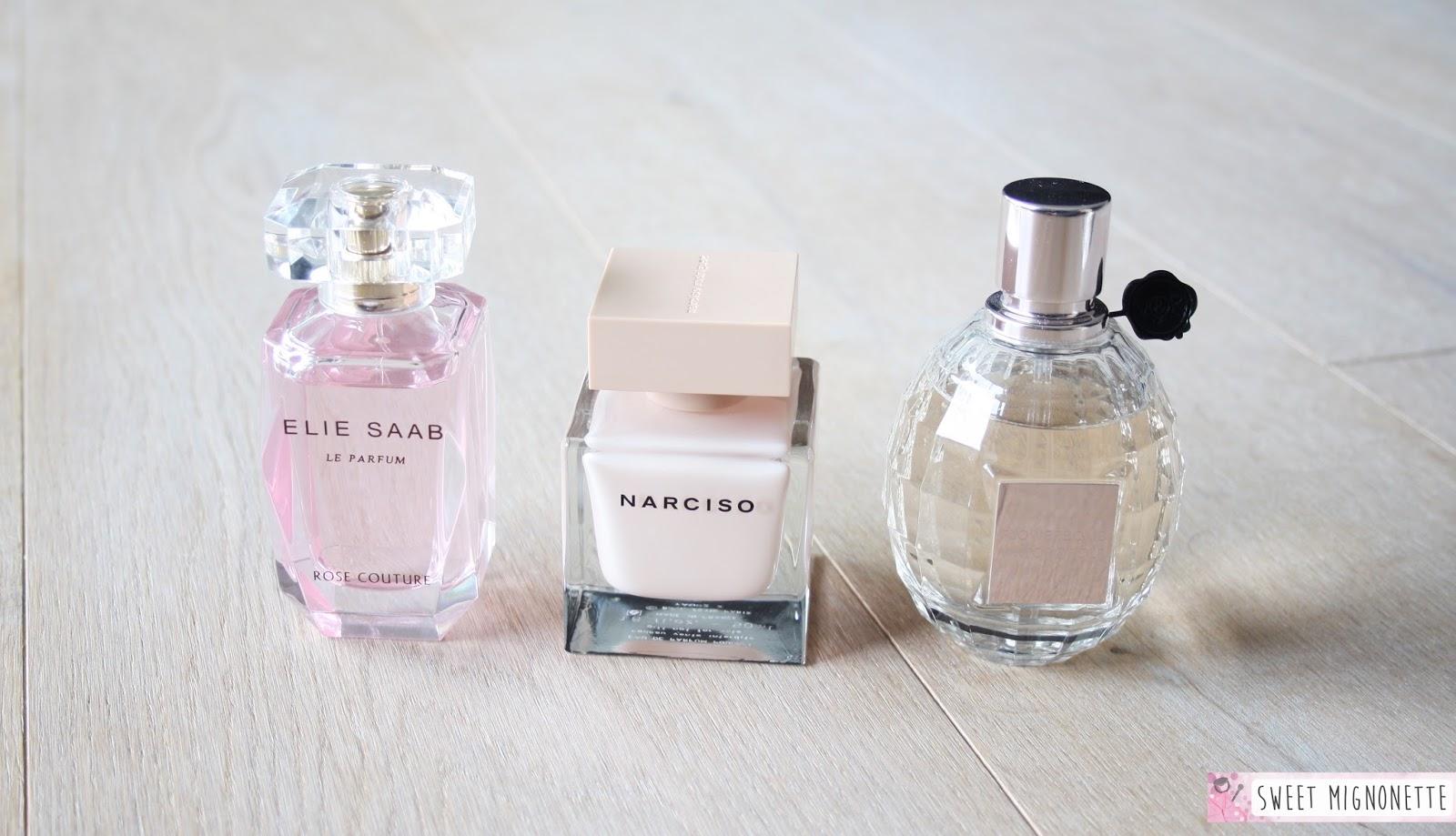 Post N 156 Beaute Mes Parfums Du Moment Edition Printemps 2016