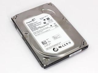 Bagian Hard disk