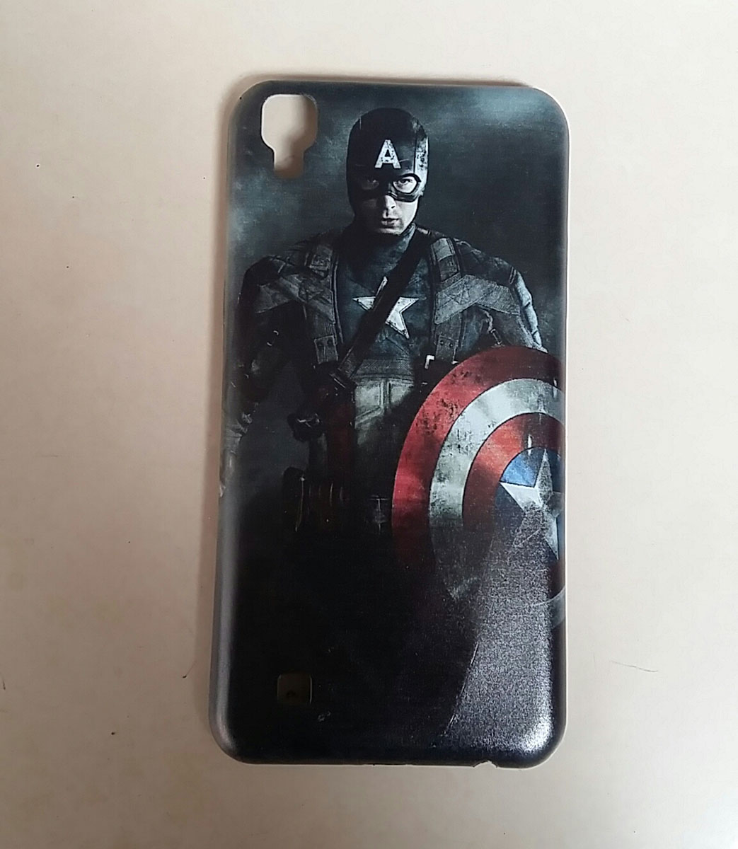 casing custom captain america