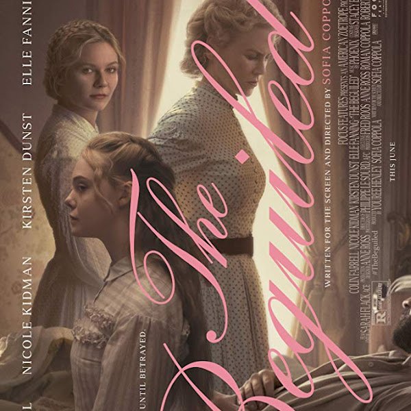 THE BEGUILED - 2017 drama thriller film