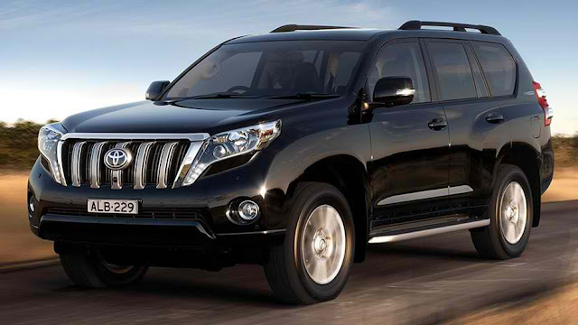 List of Toyota Prado Types Price List Philippines