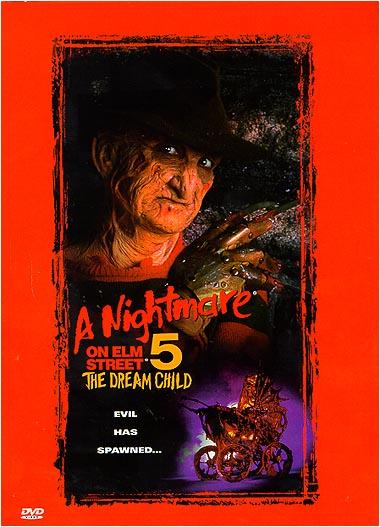 A Nightmare On Elm Street V: The Dream Child [1989] [DVDR] [NTSC] [Latino]