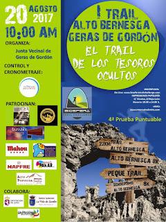 Trail Alto Bernesga Geras