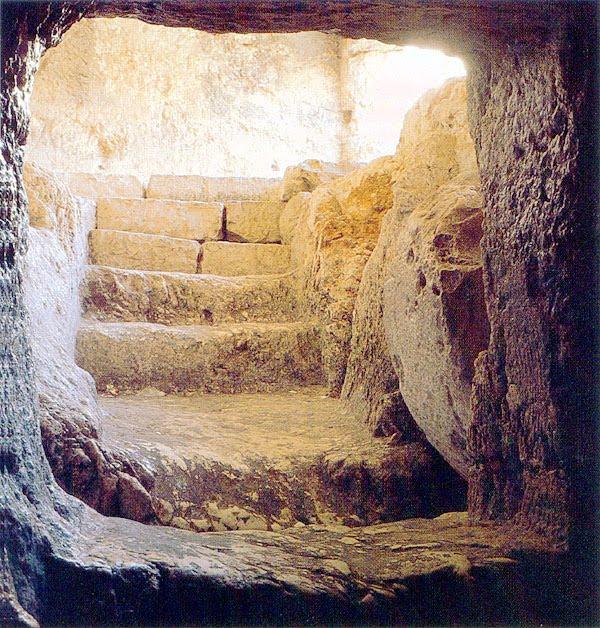 empty tomb wallpaper - photo #16
