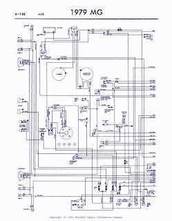 service owner manual 1979 mg mgb wiring diagram. Black Bedroom Furniture Sets. Home Design Ideas