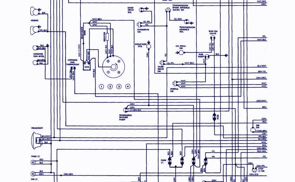 1979 MG MGB Wiring Diagram | Electical Circuit