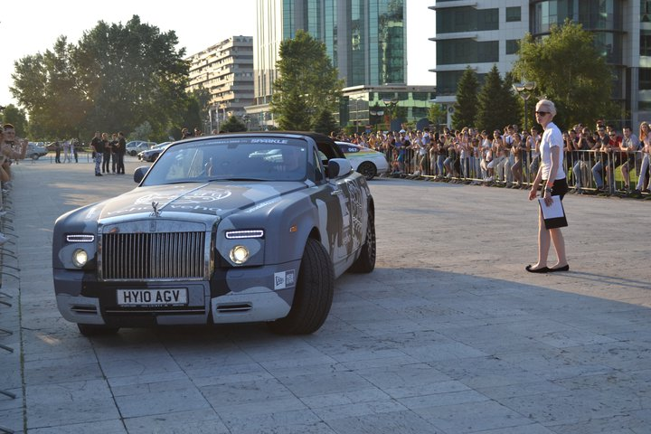 Most Reliable Cars: Modified Rolls Royce Sports Version 1