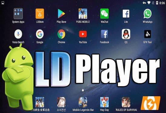 تحميل برنامج LDPlayer 4.0.30 أسرع وأخف محاكي للأندرويد للأجهزة الضعيفة اخر اصدار
