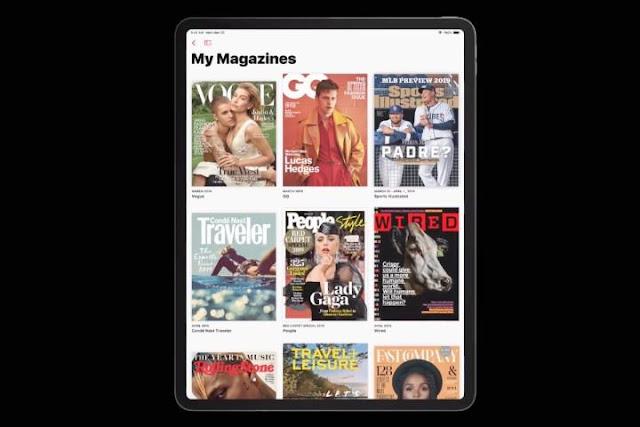 Apple News Plus Sudah Tersedia. Harganya?