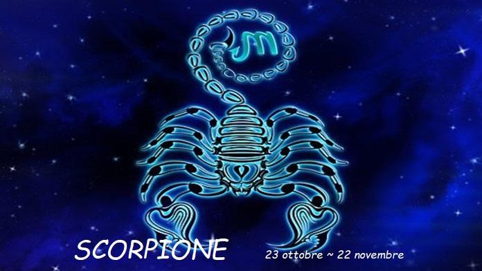 Oroscopo dicembre 2019 Scorpione