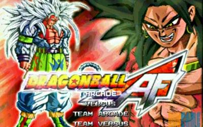 Dragon Ball AF MUGEN 2013 - Jeu de Combat 2D sur PC