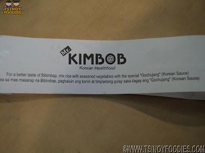 kimbob wrapper