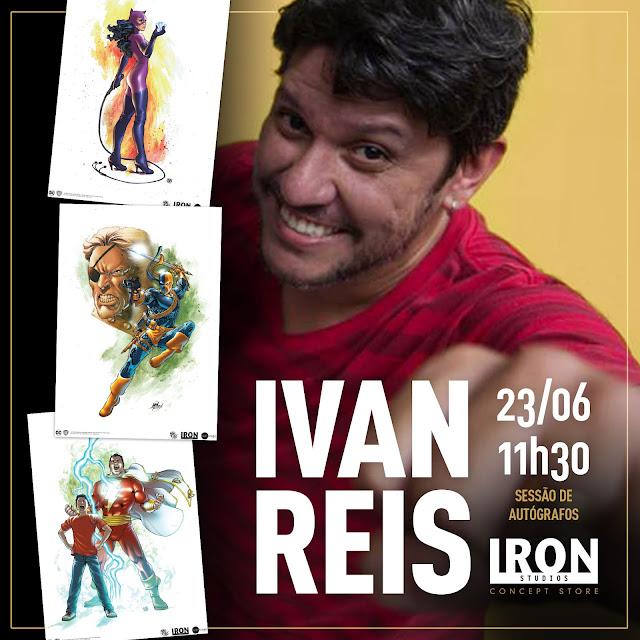 Ivan Reis DC Comics