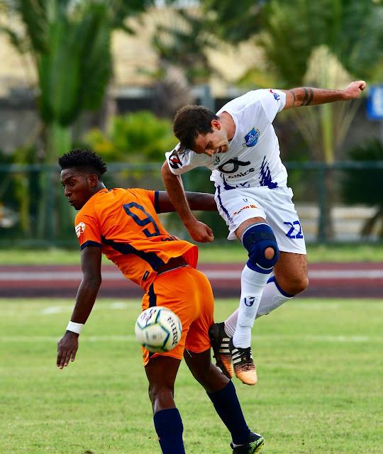 Atlántico FC logra segundo triunfo, supera al Inter RD