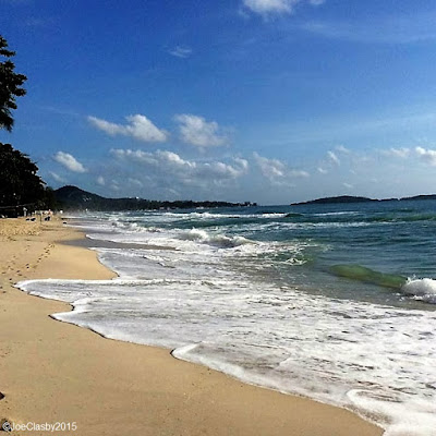 Koh Samui, Thailand daily weather update; 9th December, 2015