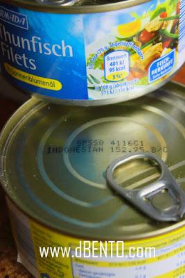Resep abon ikan tuna dari tuna kaleng