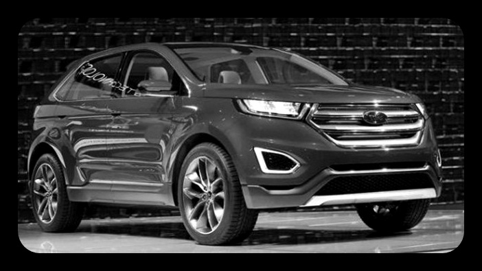 2016 Ford Edge Colors,Price,Release
