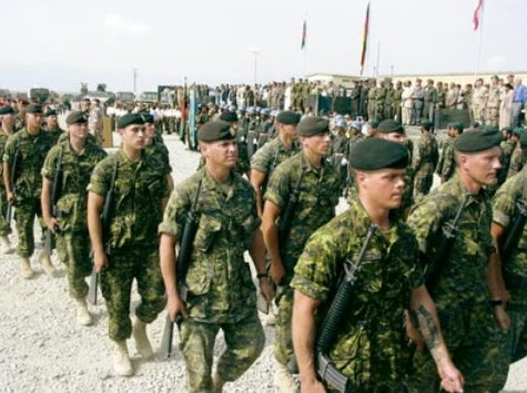 canada troops in nigeria
