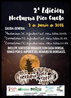 Carrera Nocturna Pico Cueto