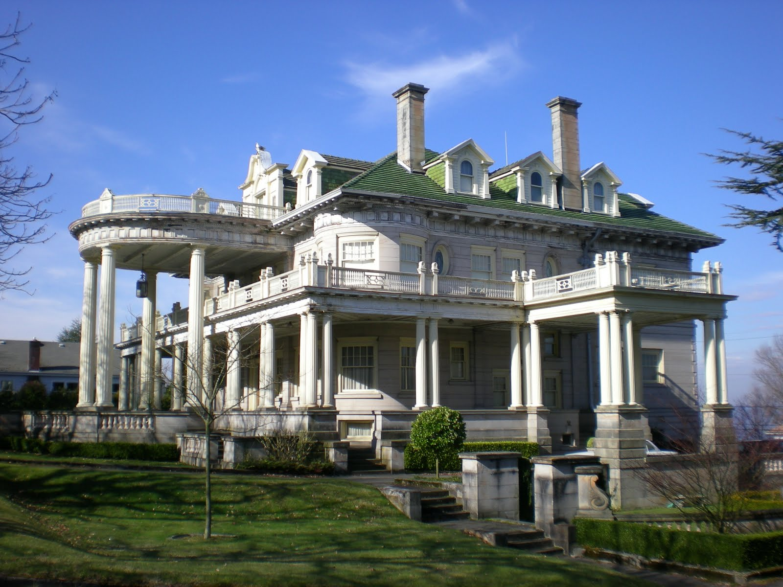 historic homes for sale in washington state