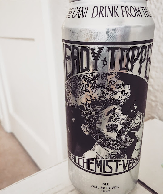 Heady Topper by The Alchemist