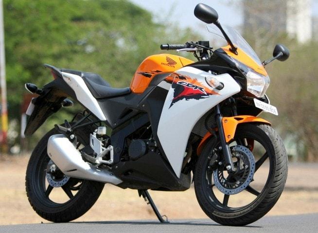 Tak lagi terlihat di website, Honda India sudah discontinue CBR 150R dan 250R ?