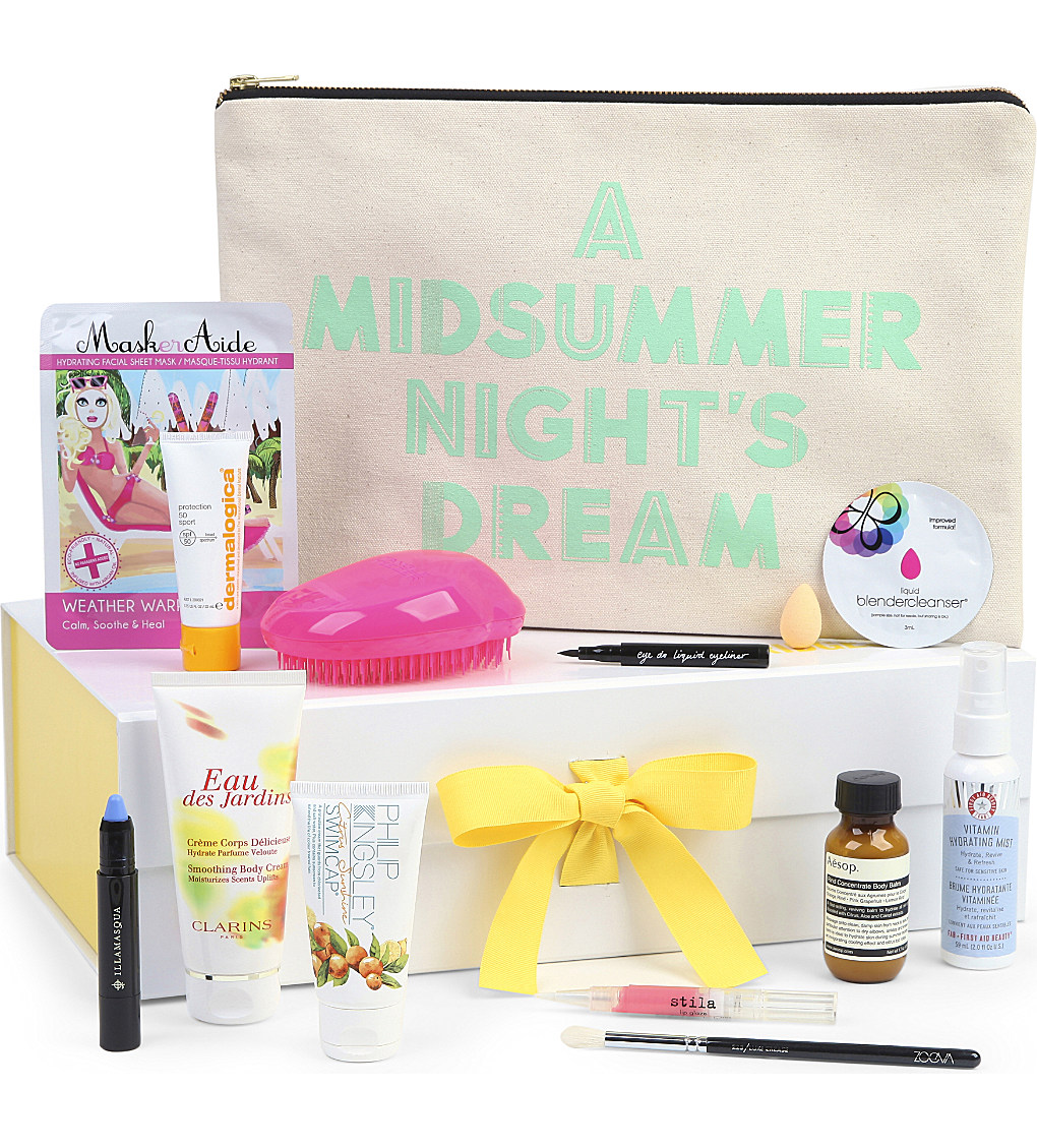 Selfridges Summer Beauty Box 2016