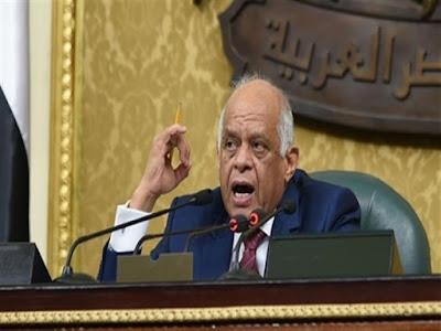 مجلس النواب, على عبدالعال, صفاء الهاشم, الكويت, صلاح حسب الله, مرزوق الغانم,
