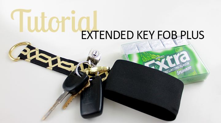 TUTORIAL: Extended Key Fob Plus | The Inspired Wren