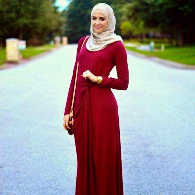Hijab Fashion Robe Femme Voil E 2015 Beautiful Hijab Styles