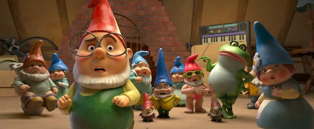 Sherlock Gnomes Estrenos cine