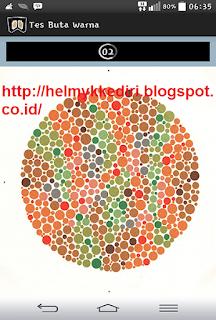 Download Software untuk Tes Buta Warna