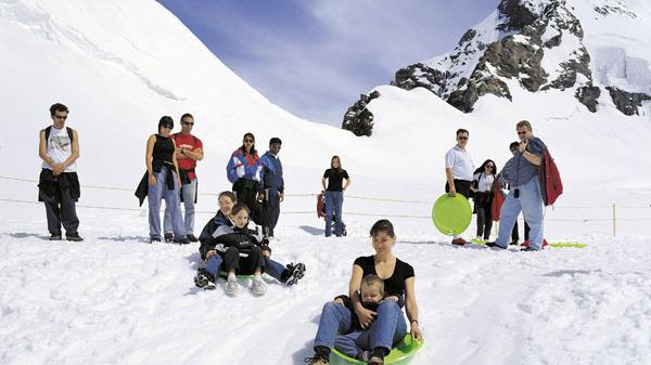 Harga Tiket Di Snow Fun Park