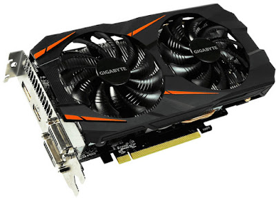 Gigabyte GeForce GTX 1060 6 GB OC